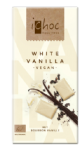 ichoc Vegan White Chocolate